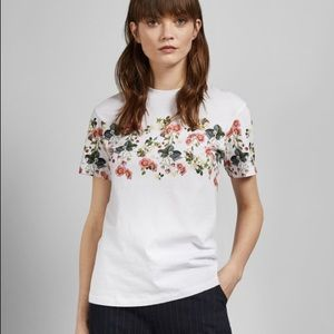 Ted Baker Oracle Printed T Shirt